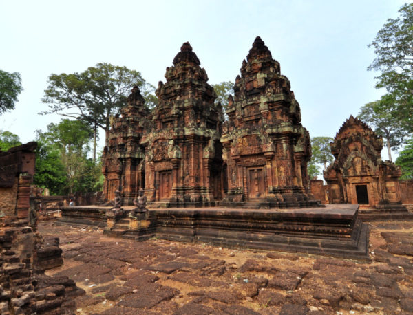 Bantay Srei Temple Tour from Cambodia Driver - Siem reap Driver
